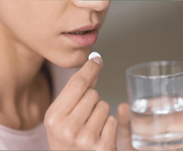 Средства для купирования приступа мигрени